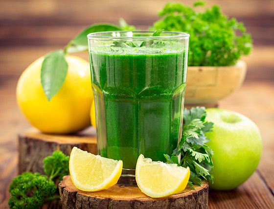 Что такое зеленый коктейль Дюкана?